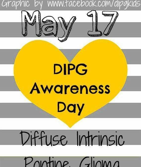 Journée de sensibilisation sur Le DIPG aux Etats Unis