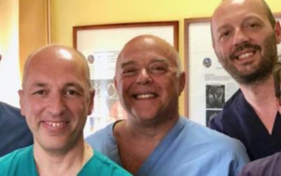 Une équipe italienne sauve une fillette de 8 ans d'une grave tumeur au cerveau