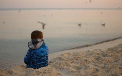 Le tabou du cancer de l'enfant