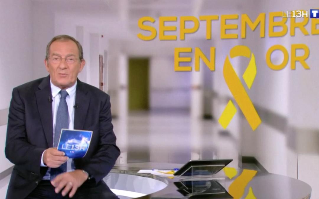JT du 13H – Septembre en or