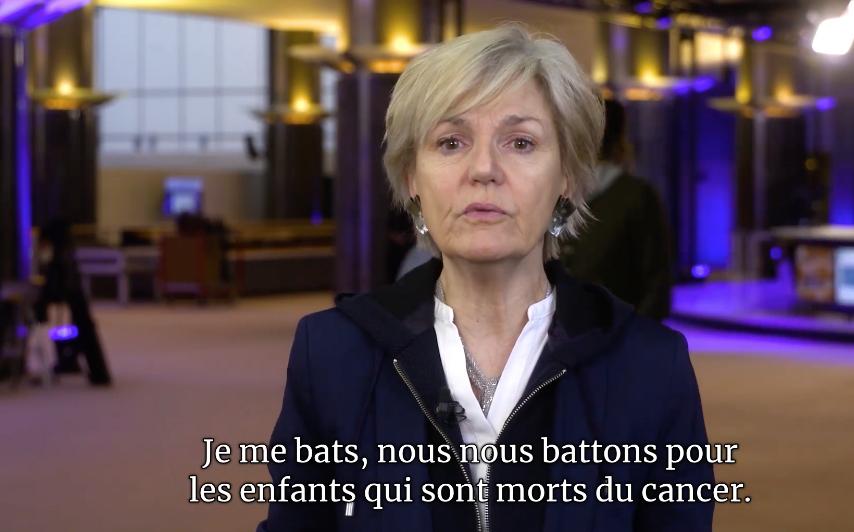 «Plan Cancer européen», Madame Véronique Trillet-Lenoir, députée européenne, se mobilise