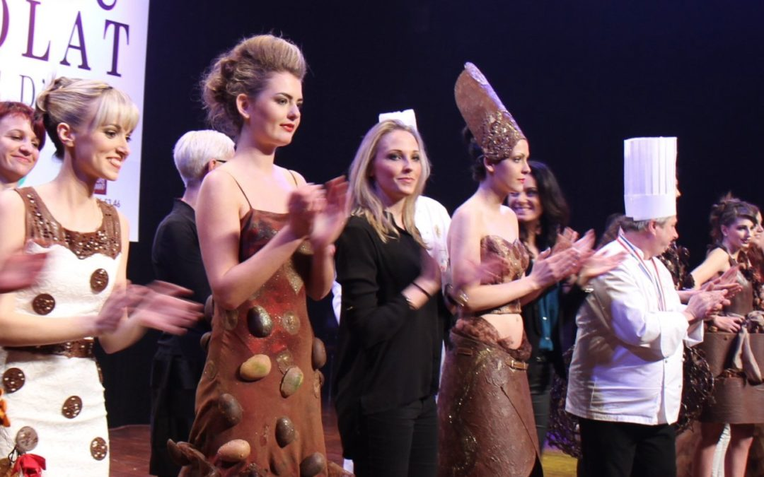 Le salon du chocolat 2020 soutient Warrior Enguerrand