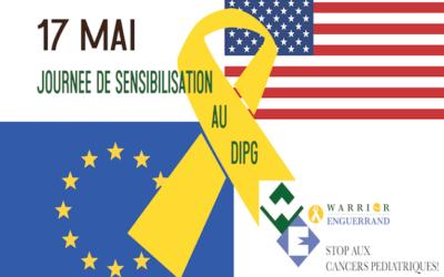 17 mai, journée de sensibilisation au DIPG